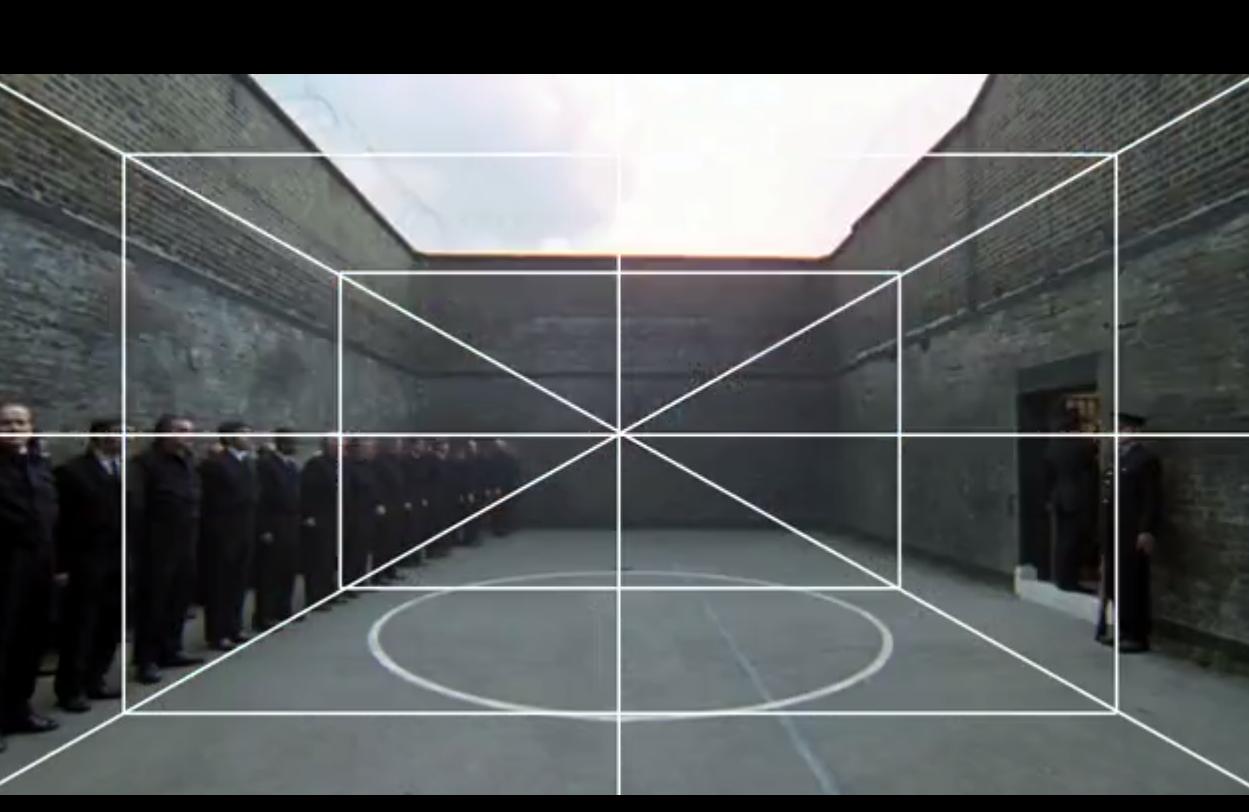 El punto de vista favorito de Stanley Kubrick en todas sus películas