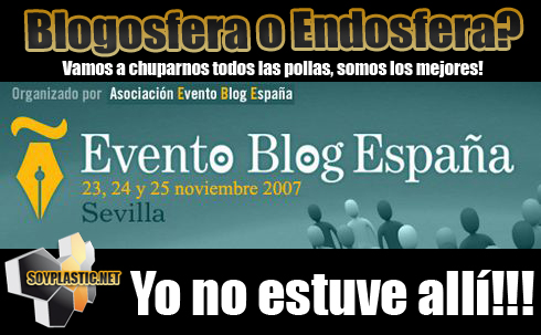 Blogosfera o Endosfera?