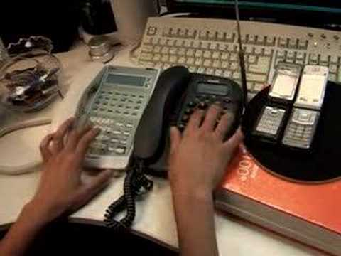 Se filtra video de cámara oculta donde aparece un funcionario trabajando