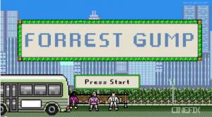 forrest gump 8 bits