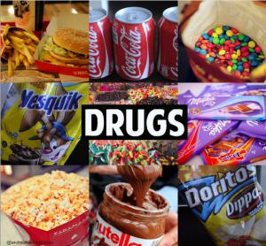 comida droga