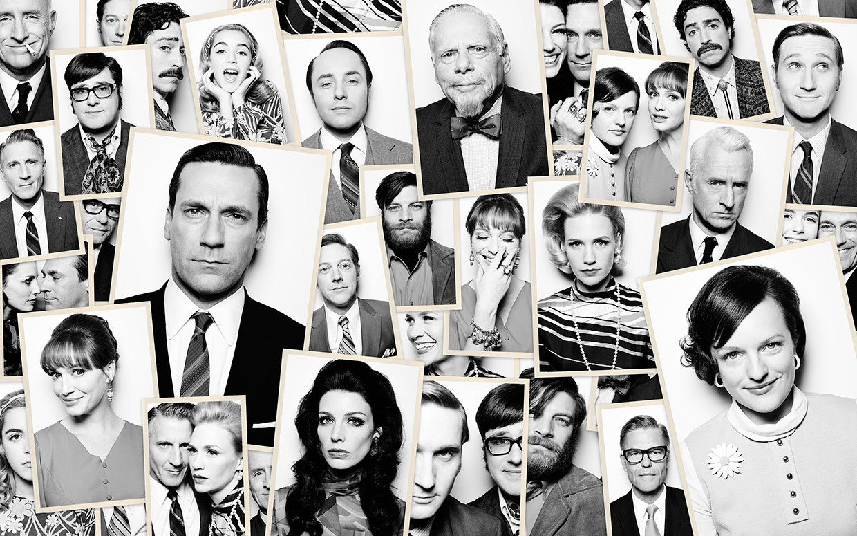 Así imagino el final de Mad Men