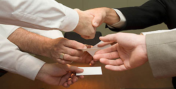 business-card-exchange